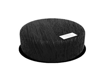 Opony owinięte folią stretch odporną narozdarcie, którazakrywa przynajmniej 3/4powierzchni opony orazznaklejoną etykietą napłasko.